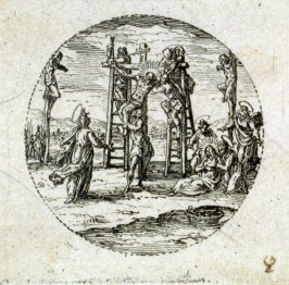 The Descent from the Cross, from The Mysteries of the Passion