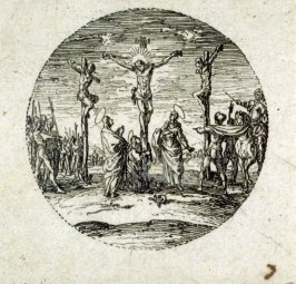 The Crucifixion, from The Mysteries of the Passion