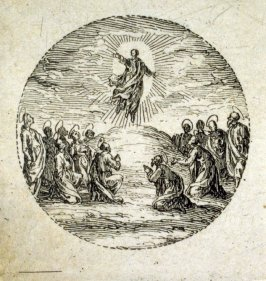 The Transfiguration, from The Mysteries of the Passion