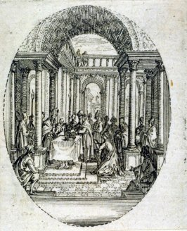 Presentation at the Temple, from The Mysteries of the Passion