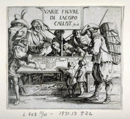 Frontispiece, from Various Figures