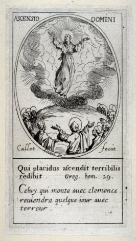 The Ascension, from Images of Movable Feasts (Les Fetes Mobiles)