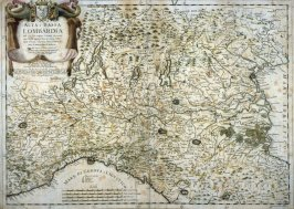 Lombardy [Map of Northern Italy]