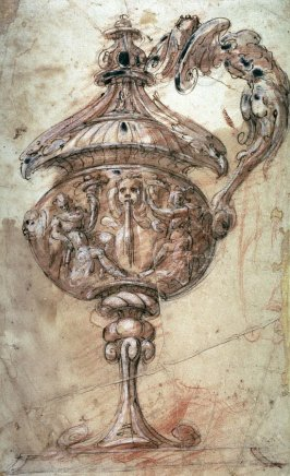 Design for a Covered Goblet