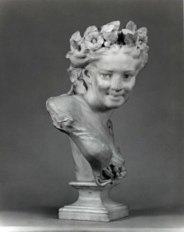 Bust of a Young Woman (Bacchante)