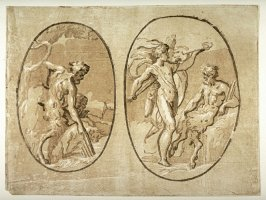 The God Pan and The Dispute of Marsyas