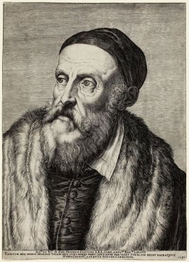 Self-Portrait of Titian