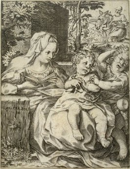 Madonna of the Swallow