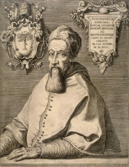 Portrait of Pope Innocent IX