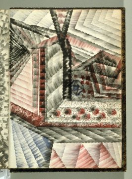 Page (13) from the book, Flights of Fancy or Imaginary Scraps
