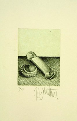 Opener, plate 6 in the portfolio Common Objects