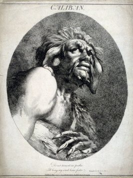 Caliban from The Tempest, Act II, Scene II
