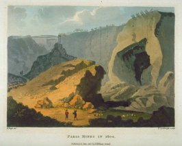 Paris Mines in 1804