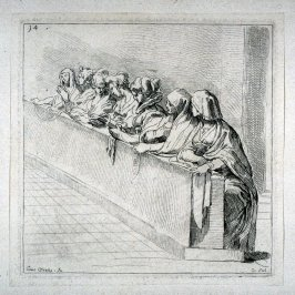 Women Praying, from the Cabinet du Roi