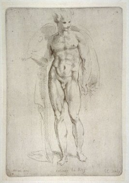 Mercury, from the Cabinet du Roi