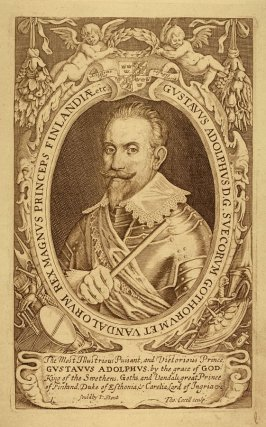 Gustavus Adolphus, Prince of Finland, Duke of Estonia, King of Sweden