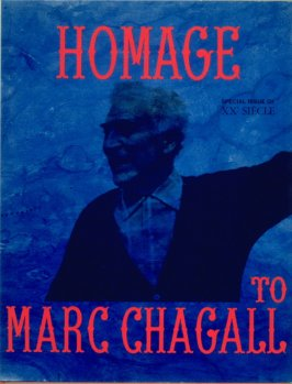 Homage to Marc Chagall (New York: Tudor, [1969?])
