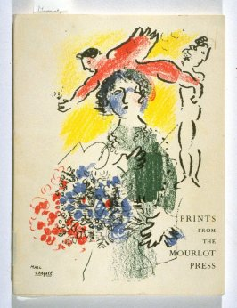 Cover, from the book Prints from the Mourlot Press