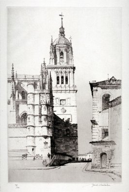 The Cathedral, Salamanca