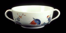 Ecuelle (Two handled broth bowl)