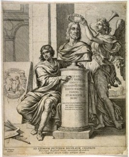 Title page from Sacrae Historiae Acta