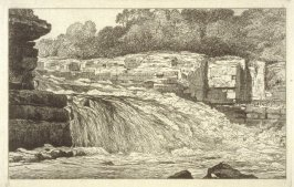 Aysgarth Force - No.10 of the Portfolio Wensleydale