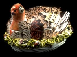 Partridge Tureen