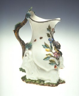 Goat and Bee Cream Jug