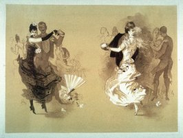 La Valse des brunes et la valse des blondes