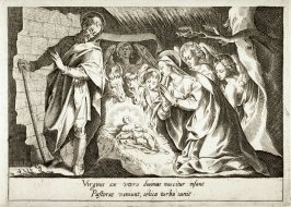 The Nativity, from the series Mysteries of the Rosary