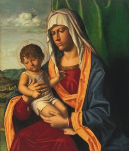 Madonna and Child (The Quincy Shaw Madonna)