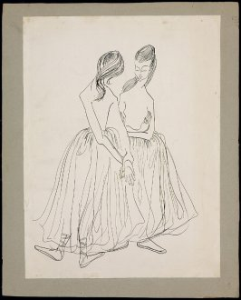 Untitled (Ballet Dancers)