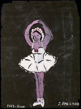 Untitled (Ballet Dancer)