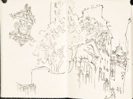 Illustration 4 in the book Sketchbook (Nantes and Dieppe)