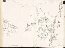 Illustration 20 in the book Sketchbook (Nantes and Dieppe)