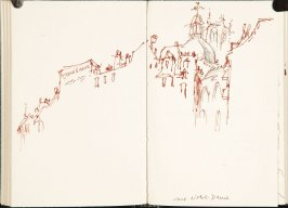Illustration 23 in the book Sketchbook (Nantes and Dieppe)