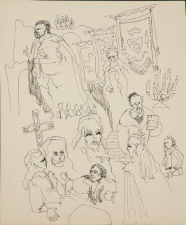 Illustration 45 in the book Sketchbook ( SF Opera)