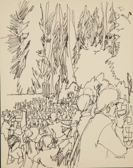 Illustration 2 in the book Sketchbook (Stern Grove)