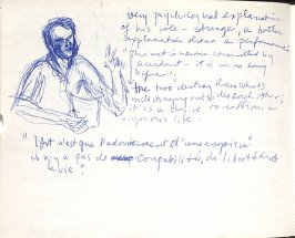 Untitled (Alain Curry), Illustration 7 in the book Sketchbook (Europe, Ballet)