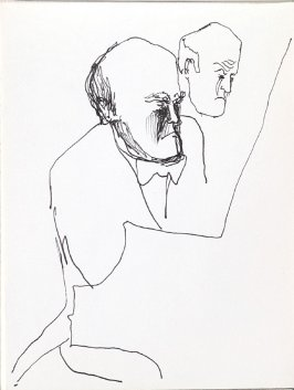 Untitled (Sviataslov Richter), Illustration 3 in the book Sketchbook (Music)
