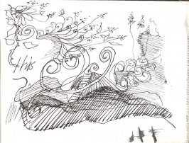 Untitled (Sketches), Illustration 27 in the book Sketchbook (Music)