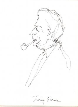 Irving Fromer, Illustration 42 in the book Sketchbook (Stern Grove)