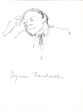 Byron Randall, Illustration 46 in the book Sketchbook (Stern Grove)