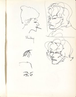 Shirley, Illustration 17 in the book Sketchbook (Washington and New York)