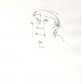 Untitled (Josephine Araldo), Illustration 25 in the book Sketchbook (Paris and Amsterdam)