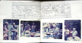 Untitled (Picnic in Golden Gate Park), Illustration 32 in the book Sketchbook (Paris and Amsterdam)