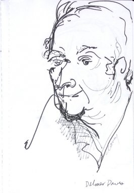 Delmer Daves, Illustration 10 in the book Sketchbook (Western Film Conference)