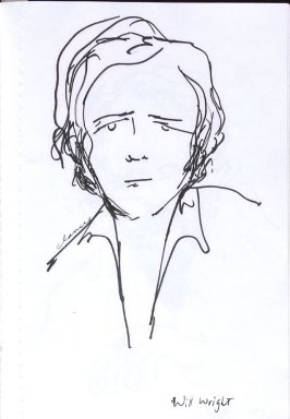 Will Wright, Illustration 15 in the book Sketchbook (Western Film Conference)