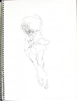 Women's Health Center, Illustration 7 in the book Sketchbook (Pacific Medical Center Clinic, I)