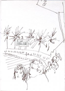 Untitled (Pan-American Games), Illustration 2 in the book Journal (Puerto Rico)